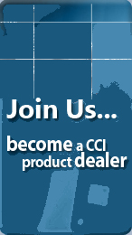 Become a CCI Product Dealer